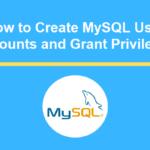 MySQL User Privileges